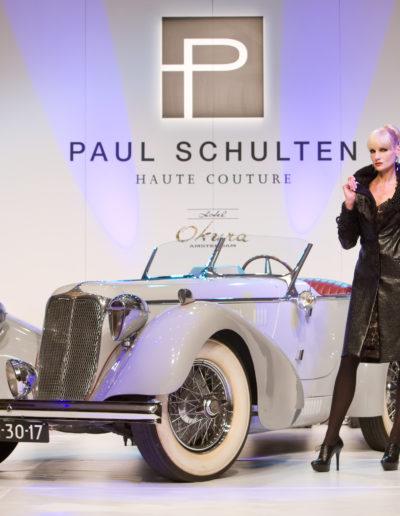 Paul Sculten haute couture, september 2008