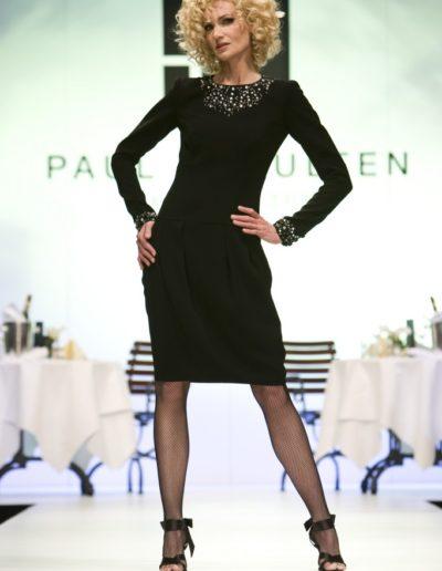 Paul Schulten, haute couture collectie zomer 2009, 1 maart 2009 amsterdam, okura